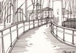 Jerusalem bridge